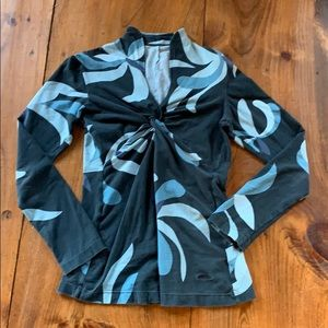 Paragonia long sleeve cotton shirt
